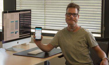 Erwin bouwt iPhone-app vanwege eigen spraakprobleem *Gastblog Erwin